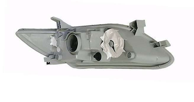 toyota camry lh headlight head light lamp 40 series 2006 2009 new ebay. Black Bedroom Furniture Sets. Home Design Ideas