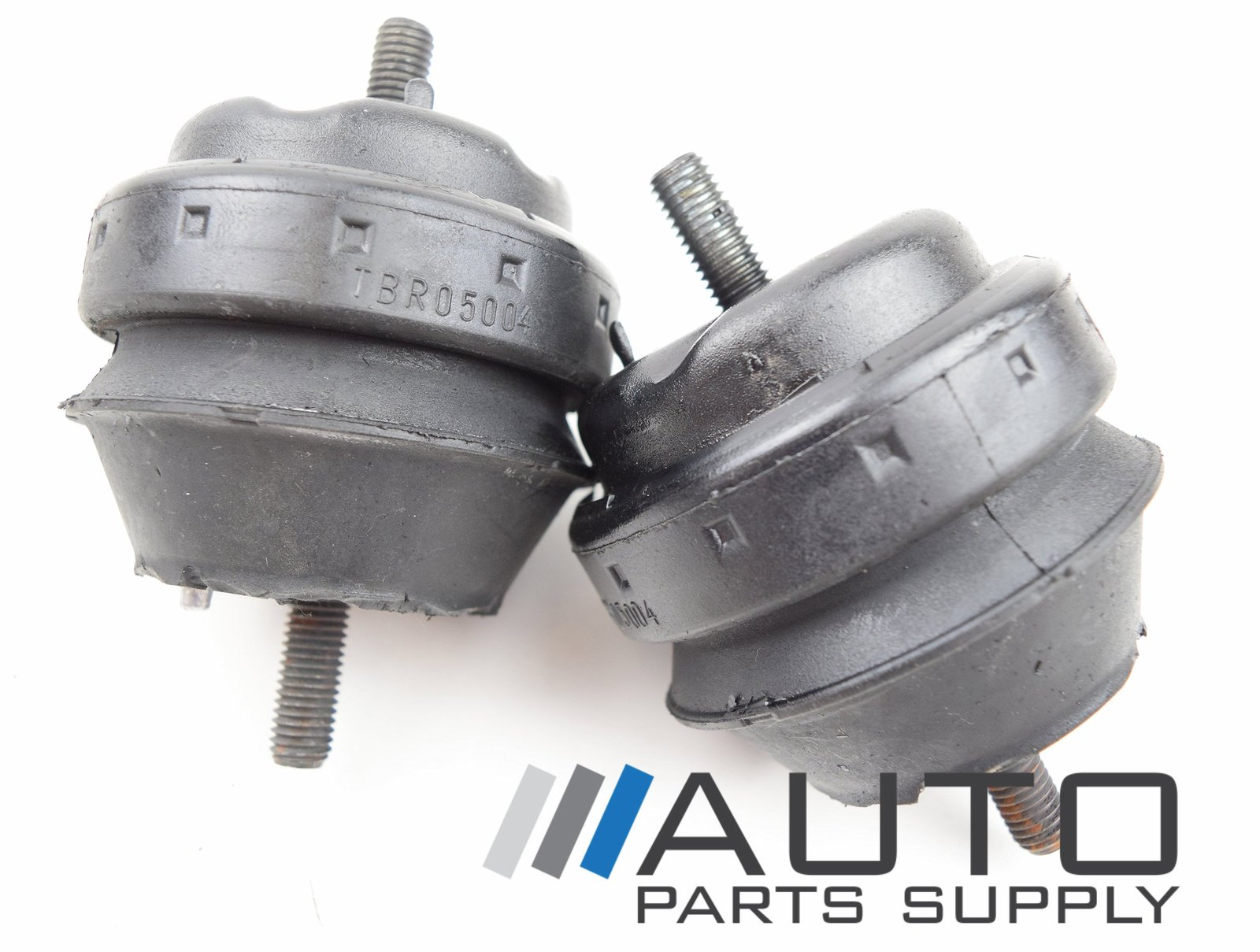 Types Of Engine Mounts : Ford ba bf falcon pair engine mounts cyl solid