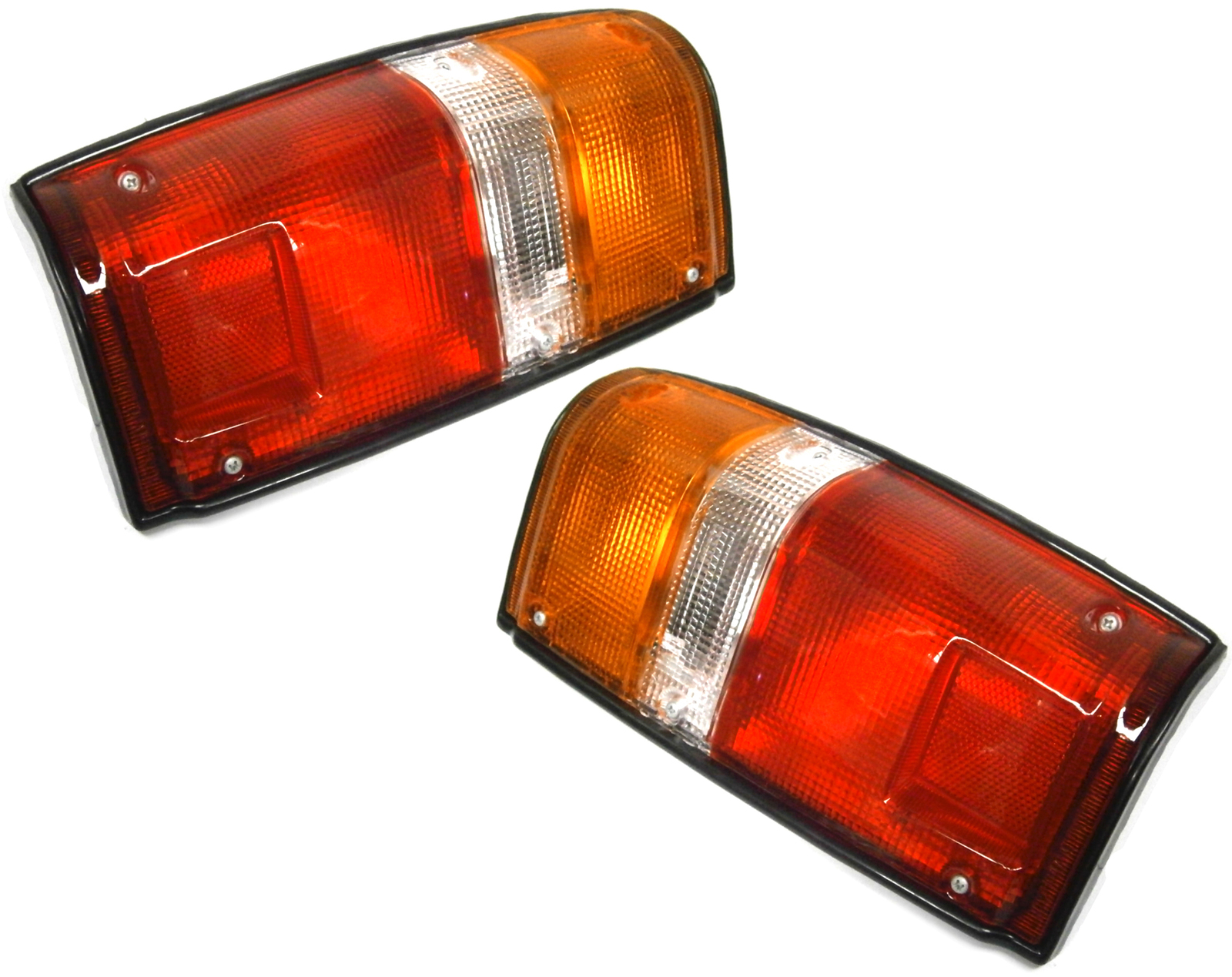 toyota hilux lh rh tail lights lamps suit style side. Black Bedroom Furniture Sets. Home Design Ideas