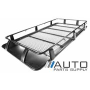 Toyota 100 & 105 Series Landcruiser Full Length Roof Rack Basket 1998-2007 *New*