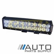 305mm LED Light Bar 10-30V 72W Dbl Row 12' Flood Beam 5700 Lumens