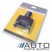 Trailer Plug 7 Pin Flat Type UV Resistant Plastic *New*