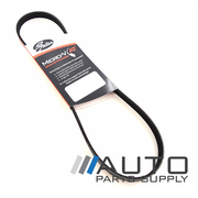 Ford KF Laser Alternator Drive V Belt 1.6 B6 1990-1991 13A0900 Gates