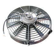 "Universal 12"" Straight Blade Thermo Fan 12 Volt *New*"