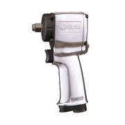 "Genius Tools - 3/8"" Super Duty Lightweight Mini Air Impact Wrench"