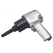 "Genius Tools 1/2"" Dr. Long Anvil Air Impact Wrench 420 ft. lbs. / 570 Nm"