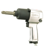 "Genius Tools 1/2"" Dr. Long Anvil Air Impact Wrench 450 ft. lbs. / 610 Nm"