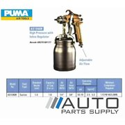 High Pressure Spray Gun with Inline Regulator *Puma® Air Tools*