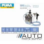 10l Paint Tank with Spray Gun *Puma® Air Tools*