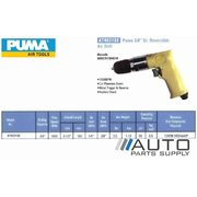 "3/8"" Drive Reversible Air Drill Keyless Chuck *Puma® Air Tools*"