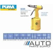 Air Riveter for Aluminium Rivets *Puma® Air Tools*