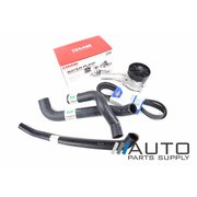 Ford AU Falcon 6cyl Water Pump Radiator Hose Drive Belt Service Pack