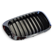 BMW E46 3 Series 2Dr Coupe RH Grille Insert Chrome/Black 1999-2003