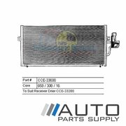 Mitsubishi CE Lancer or Mirage A/C Air Con Condenser 1996-2003 *New*