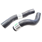 Toyota HZJ80 Landcruiser Top & Bottom Radiator Hoses 4.2 1HZ Diesel 1990-1998