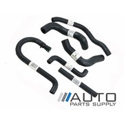 Ford EF EL Falcon / Fairmont / Fairlane Radiator Hose Kit suit 4ltr 6cyl 1994-1999 Models