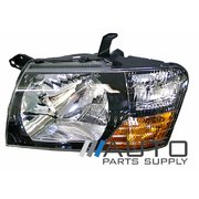 Mitsubishi NM Pajero LH Headlight Head Light Lamp 2000-2002 Models