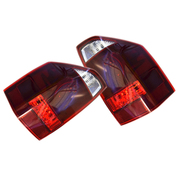 Mitsubishi NP Pajero LH + RH Tail Lights suit 2002-2006 Models *New*