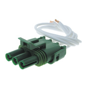 Daewoo 1.5i Manifold Air Pressure (MAP) Sensor Connector Plug 1.5ltr G15MF  1994-1995 *PAT*
