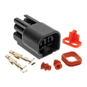 Mazda 3 Ignition Coil Connector Plug 2.0ltr LFDE BK 2006-2009 *PAT*