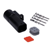 Ford Falcon O2 Sensor (Sensor Plug) Connector Plug 4ltr 6cyl BA Sedan 2002-2005 *PAT*
