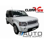 Land Rover Discovery 4 Electric Towing Mirrors Black W/ Indicators 2009-Current *Clearview*