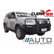 Toyota Fortuner Electric Towing Mirrors Black W/ Indicators 2015-On *Clearview*
