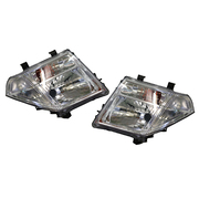 Nissan D40 Navara VSK Headlights Set series 1 2005-2007 Models *New*