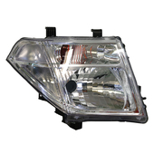 Nissan D40 Navara VSK RH Headlight series 1 2005-2007 Models *New*