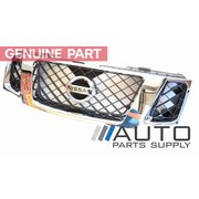 Nissan D40 Navara Grille suit VSK 2010 Onwards *New Genuine*