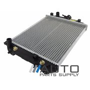 Daihatsu Sirion Radiator suit 1ltr 3 cylinder Automatic or Manual 1998-2004 *New*