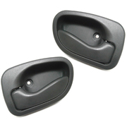 Hyundai Excel Inner Door Handles Pair Suit LH & RH Side X3 1994-2000 *New*