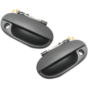Hyundai Excel Outer Door Handles Pair Front X3 1994-1997 (Clip Type) *New Pair*