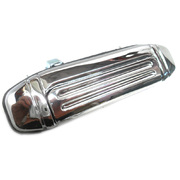 Mitsubishi NH NJ NK Pajero RH Rear Chrome Door Handle 1991-1997