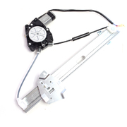 Mitsubishi Pajero LH Rear Electric Power Window Regulator & Motor NH-NL 1991-2000
