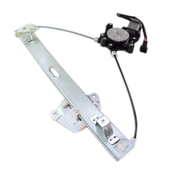 Mitsubishi 380 LH Rear Electric Power Window Regulator & Motor 2005-2008