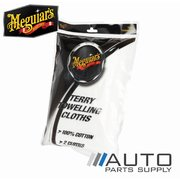 Meguiars Polishing Towels Terry Towelling Cloth - EPTOW