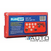 Automotive Noid Light Test Kit with Fibre Optic Extension Plusquip *New*