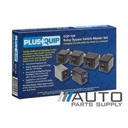 Relay Bypass Switch Master Kit Plusquip *New*