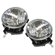 Ford XR6 XR8 Falcon or Territory Fog Lights Suit BA-BF SX-SY Models *New Pair*