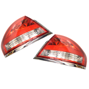 Ford BF Falcon LH + RH Tail Lights Lamps suit 2005-2008 Sedan *New Pair*