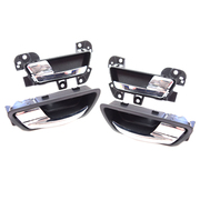 Ford FG Falcon Chrome Inner Door Handles 2008 Onwards *Full Set*