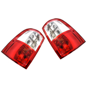 Ford FG Falcon Ute LH + RH Tail Lights Lamps suit Style Side 2008 onwards *New*