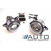 Peugeot 207 Angel Eye Halo Projector Fog Lights Light Set 2006-2009 Models