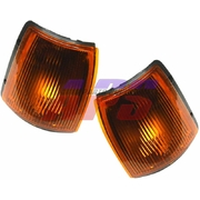 Ford Courier LH + RH Indicator Corner Lights Amber type suit PD 1996-1998 *New Pair*