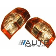 Ford PX Ranger LH + RH Tail Lights Lamps suit 2011-2015 Models *New Pair*