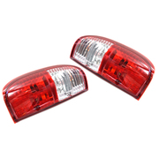 Ford Courier LH + RH Tail Lights Suit PH 2004-2006 Models *New Pair*