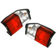 Ford JH Econovan or Mazda E2000 LH + RH Tail Lights Lamps suit 1999-2006 *New Pair*
