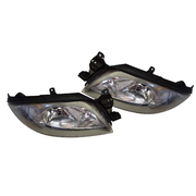 Ford AU Falcon Series 3 LH + RH Headlights Suit 2001-2002 Models *New*