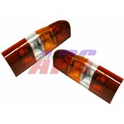 Ford Transit Van LH + RH Tail Lights Lamps Suit VH 2000-2006 Models *New Pair*